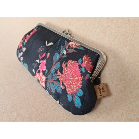 Chloe convertible - Synthetic navy floral