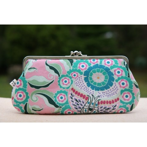 Chloe purse - Pink floral