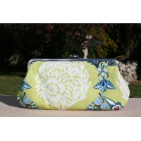 Chloe purse - Green bouquet