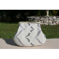 Grace purse - Geometric fish tail