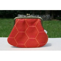 Grace purse - Red hex
