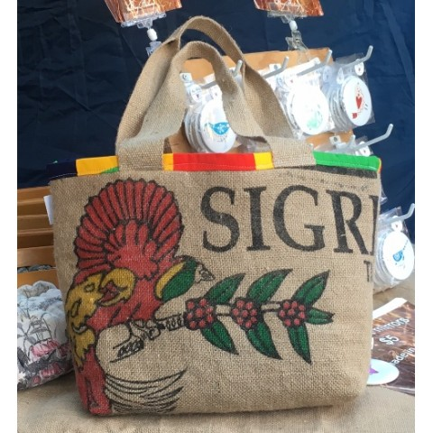 Limited edition - Coffee sack tote Sigri